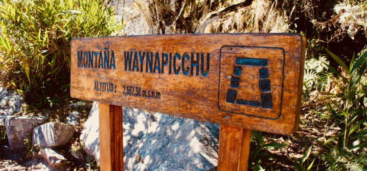 Montaña-Waynapicchu